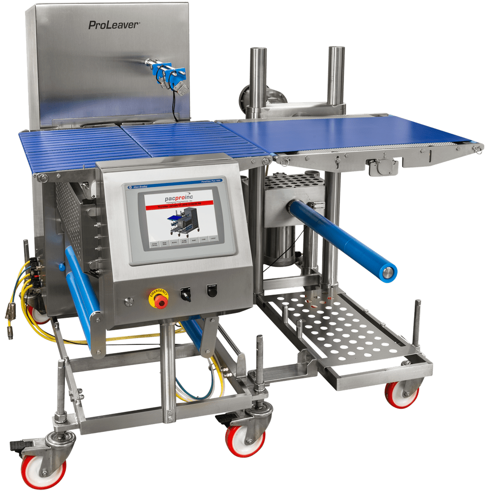 Pacproinc - 300 Series - ProLeaver 26300 Food Interleaving